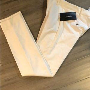 Zara white pants size 34 USA size 2